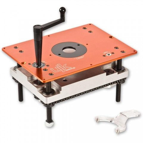 Ujk technology router elevator router table and woods ujk technology router elevator greentooth
