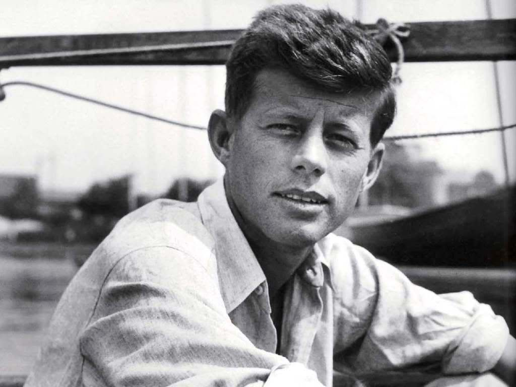 John F. Kennedy Nicknames: J.F.K.