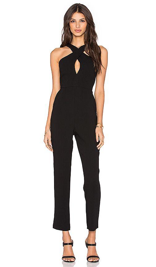 Mode Femme · Jambes Maigres · Combinaisons · BCBGeneration COMBINAISON  SKINNY LEG en Noir   REVOLVE 4877cbfd3b8a