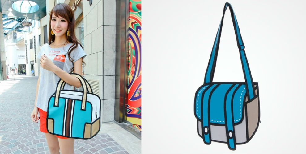 Featured Image for Real life handbags that look like cartoons ...