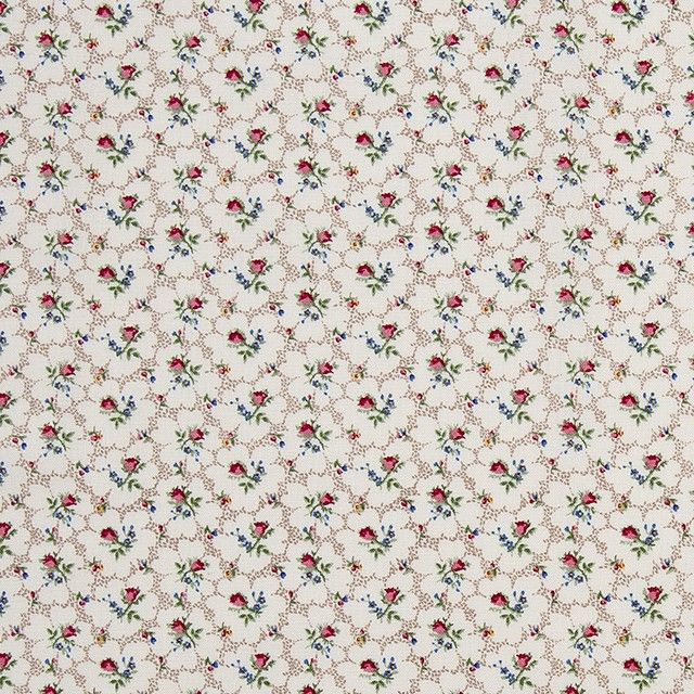 Floral Print Cotton Fabric