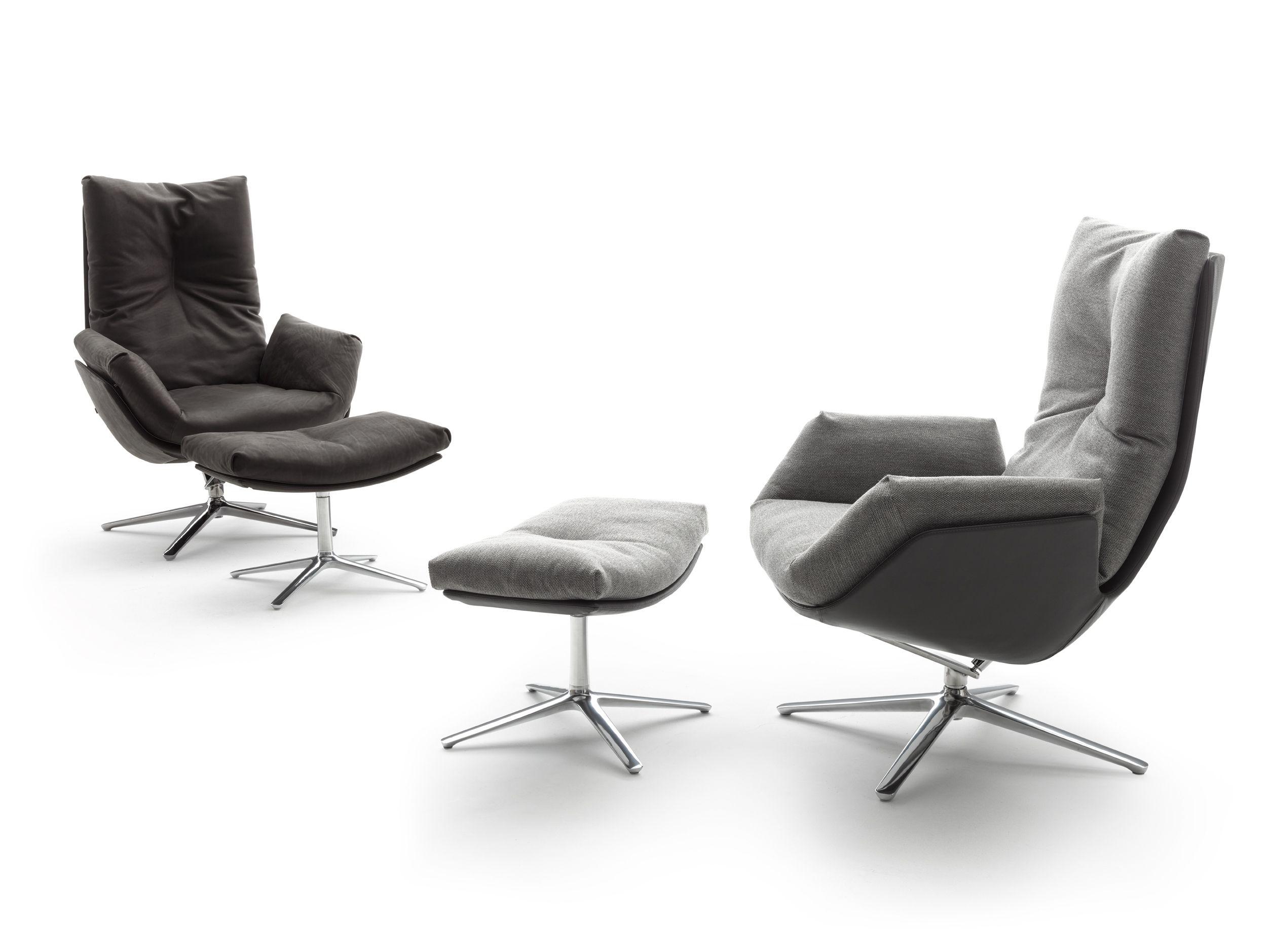 37+ Designer sessel mit hocker ideen