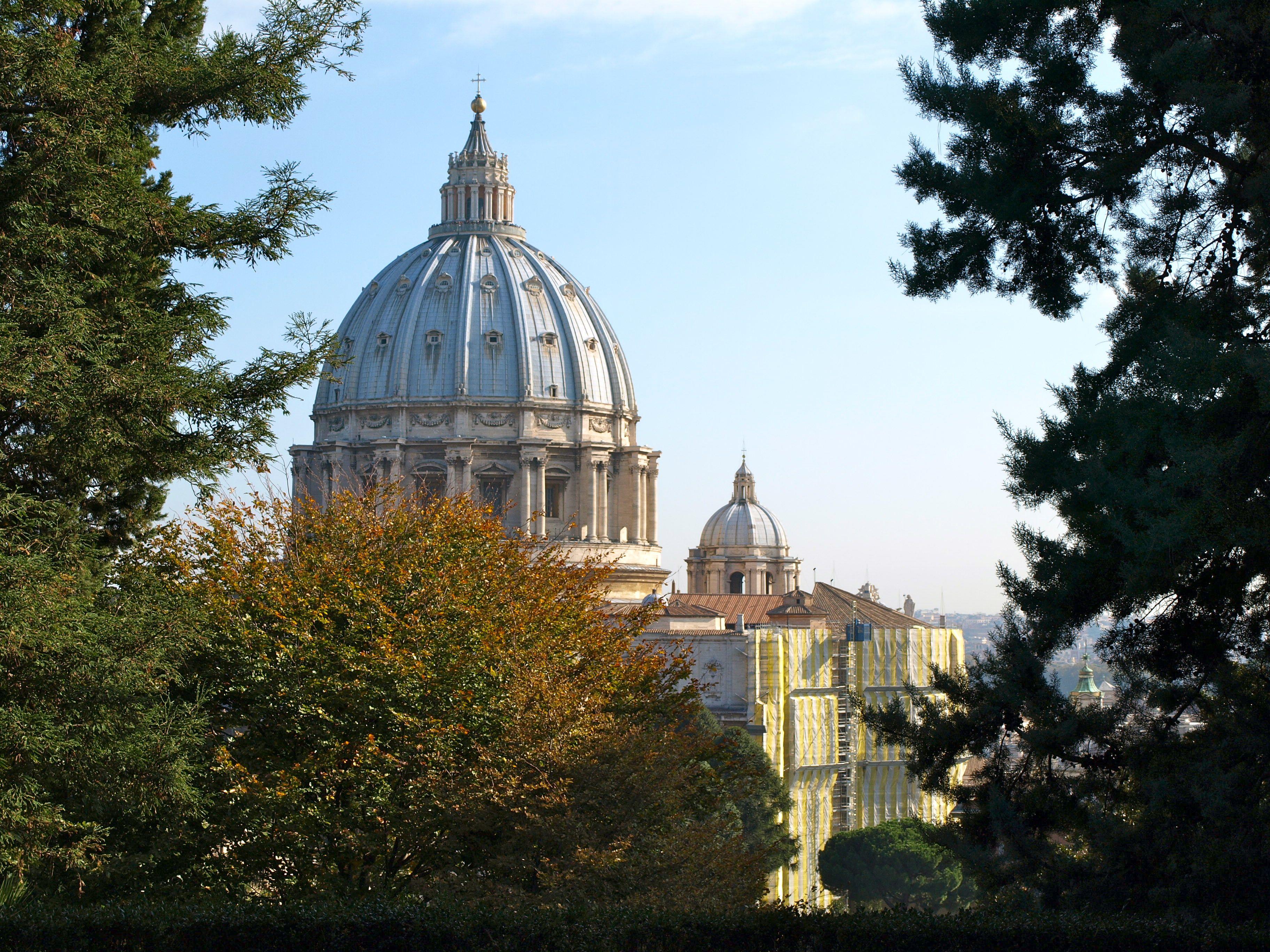 Vatikanische Garten Vatikanische Garten Parks Garten