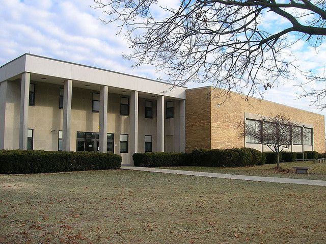 East Elementary School-Fairborn, Ohio. I went to school here many years ago
