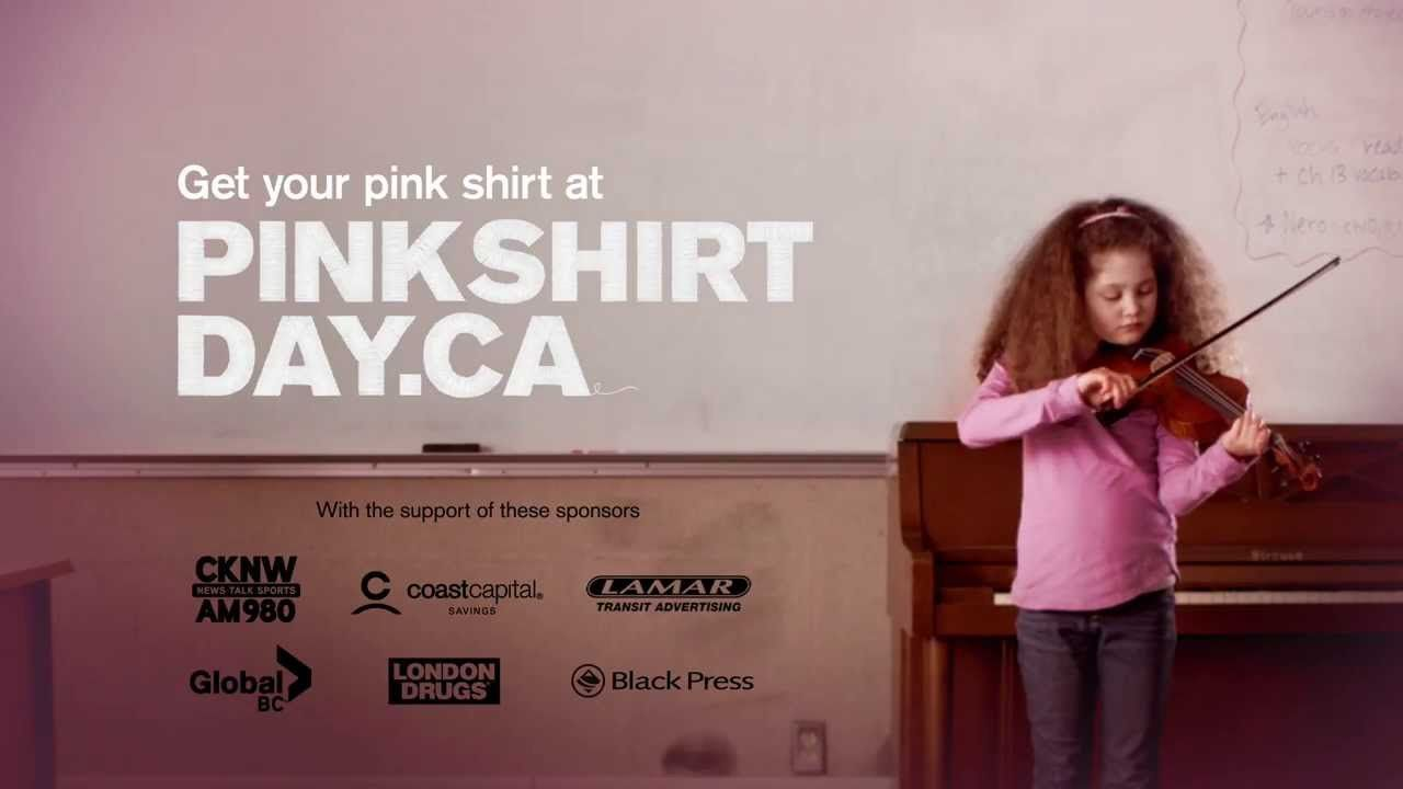 Get your pink on! #pinkshirtday | This and That | Pinterest ...