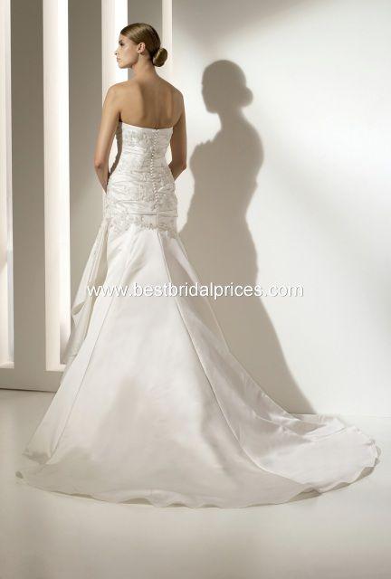 pronovias medieval talla 2 - de novia a novia   nuestros vestidos de