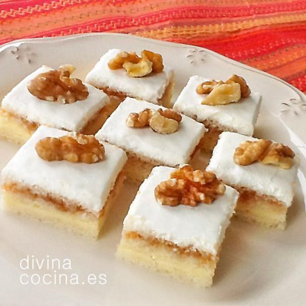 Receta de cortadillos de queso y membrillo membrillo - Platos sencillos para sorprender ...
