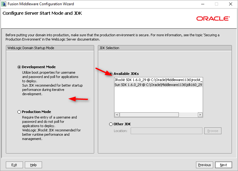 Install Oracle Identity Management Installation on Windows – 11 1