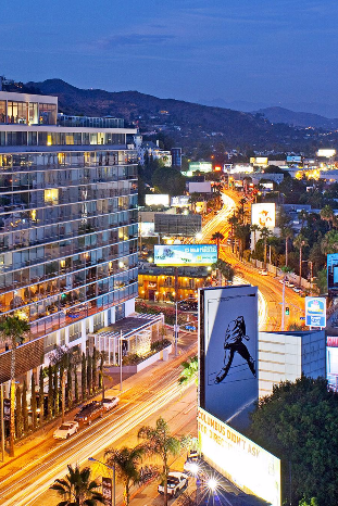 Andaz West Hollywood a concept by Hyatt (West Hollywood