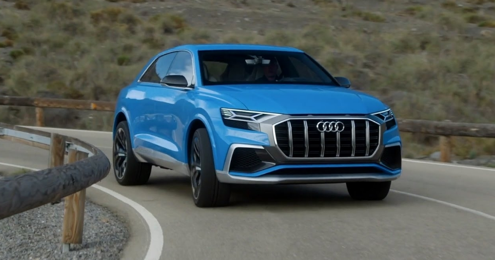 2020 Audi Q8 Concept Review And Release Date As Effectively These Types Can Even Reveal A Husband And Wife Of Design Sig Audi Suv For Sale Audi Car Models