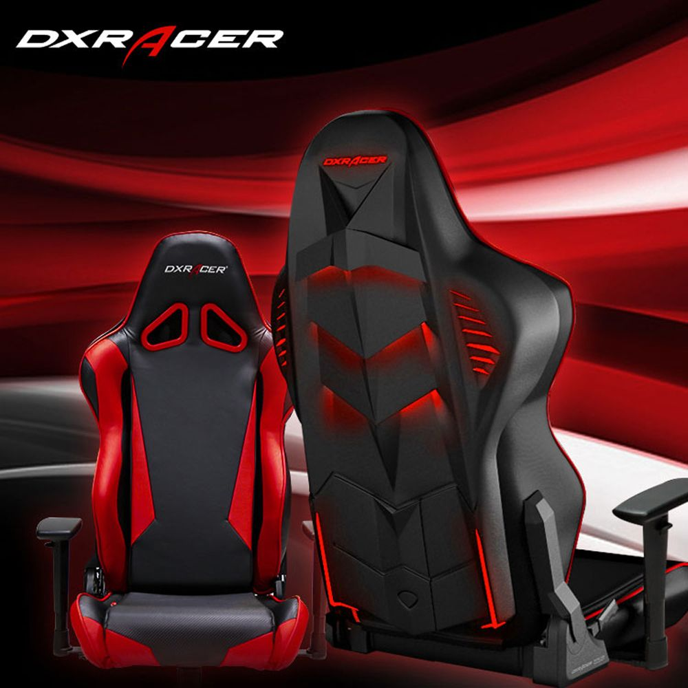 Dxracer Rl1nr Led Office Chair Gaming Chair Computer Chair