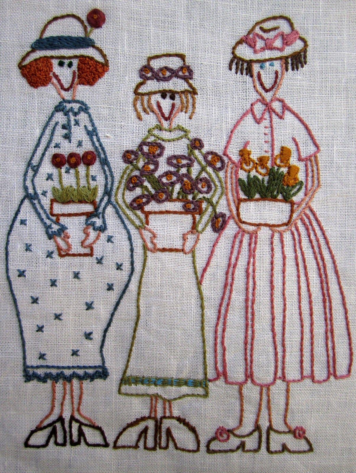 Stitch-A-Long - - - - - | Patchwork bags | Pinterest | Bordado, Arte ...