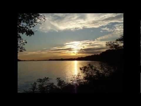 """A Bedazzling Sunset put to music. Background bed entiltled """"Santorini Sunset"""" by Igor Dvorkin & Duncan Pittock; scenes taken from the banks of Neshaminy State Park, Bensalem Twsp, PA"""