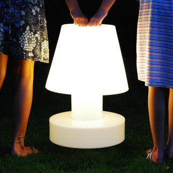 lampe a poser exterieur