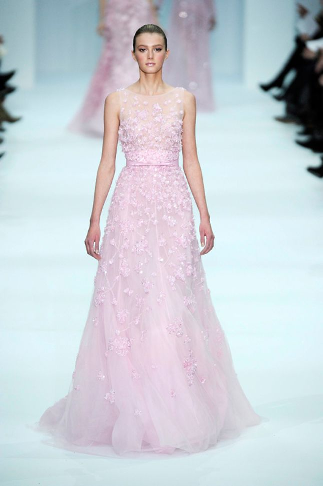 Elie Saab Spring 2012 Couture Collection | Elie saab, Buscar con ...