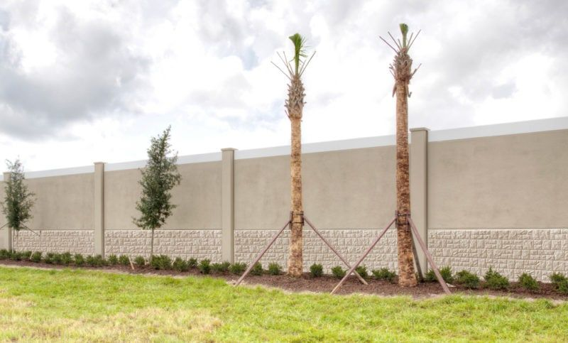 Precast Wall Examples Photos Images Permacast Walls In 2020 Compound Wall Design Precast Concrete Wall Systems