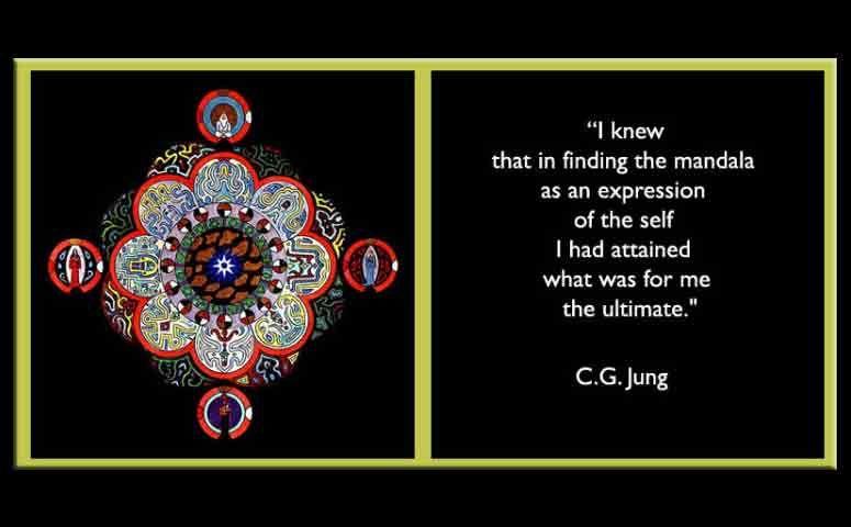 Mandala As Ultimate Expression Of The Self Mandalas Pinterest