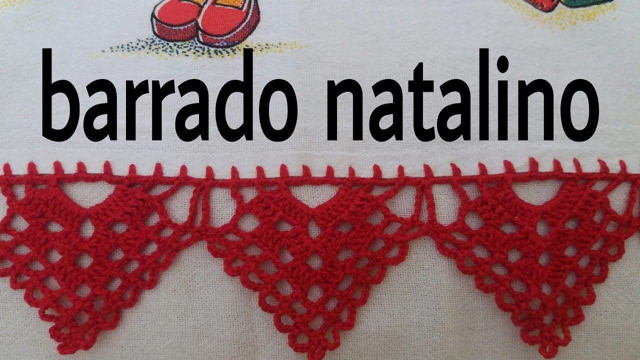 Bico De Croche Carreira Unica Tema Do Natal 121 Com Imagens