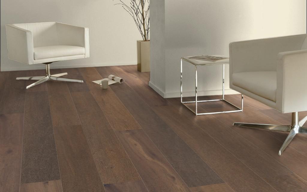 Afbeeldingsresultaat voor licht gerookte eiken vloer houten vloer