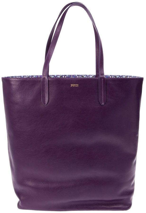 Emilio Pucci open top tote on shopstyle.com