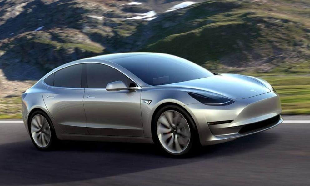 Tesla Model 3, l'auto elettrica (quasi) di massa #magariungiorno