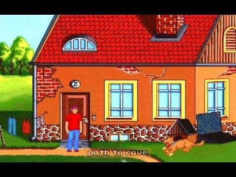 Teenagent (MS-DOS) - Click here to watch English version gameplay of this game: http://youtu.be/tGlu_fb_VJc