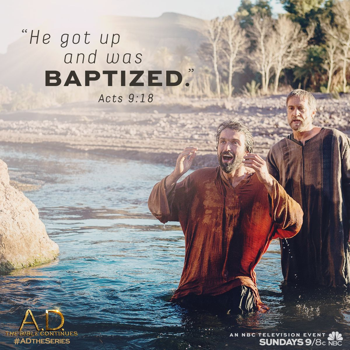 saul is baptized having seen jesus face to face saul can no