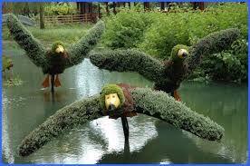 """Résultat de recherche d'images pour """"sculptures végétales"""""""