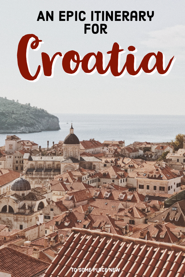Ultimate 7 Days In Croatia Itinerary You Should Steal In 2020 Croatia Travel Guide Croatia Travel Croatia Travel Destinations