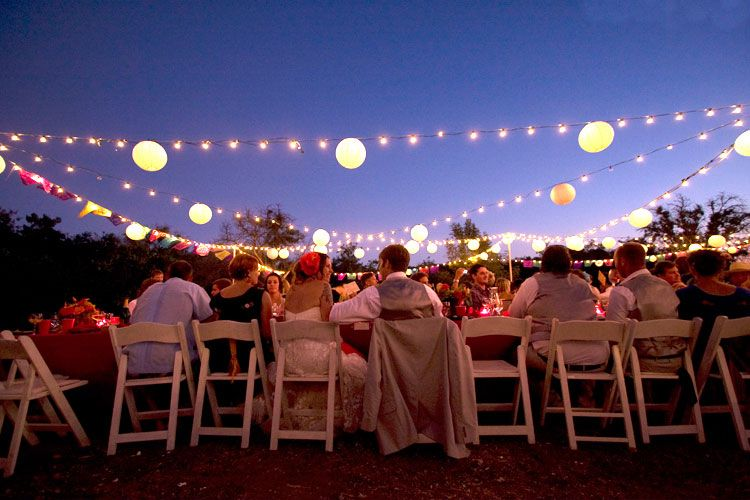 I Would Love To Recreate This Lighting! #lighting, #decor · String  LightingLighting IdeasOutdoor Party ...