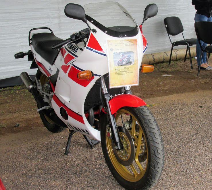 Yamaha RD350 1987