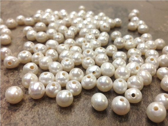 Freshwater Pearl Beads - a Charming Thing of Beauty