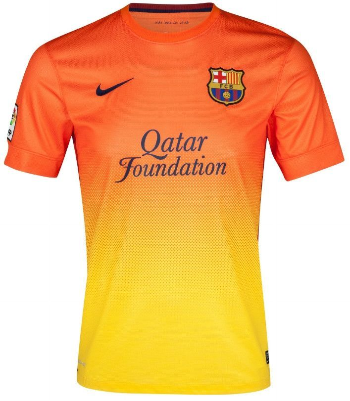 Barcelona Jersey Away 2012-2013  48b7b6d90f9cd
