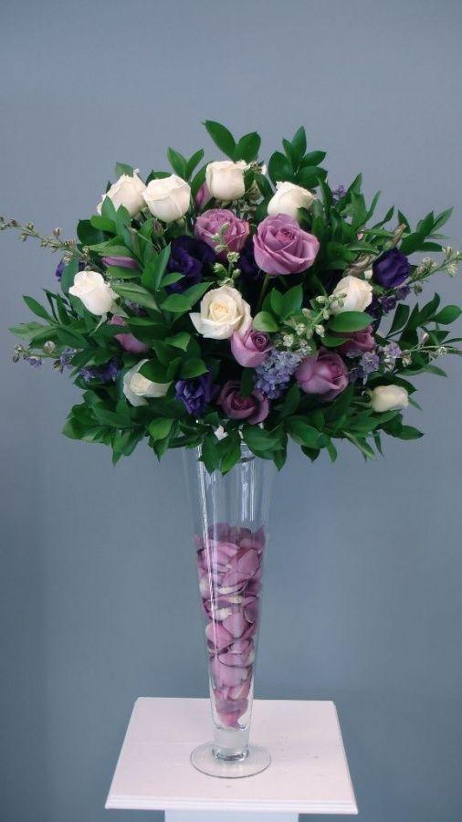 50 Fabulous and Breathtaking Wedding Centerpieces Floreros - decorar jarrones altos