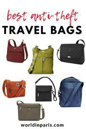 Photo of Travel Safe Bags: Best Anti Theft Travel Bags for Exploring the World – World …