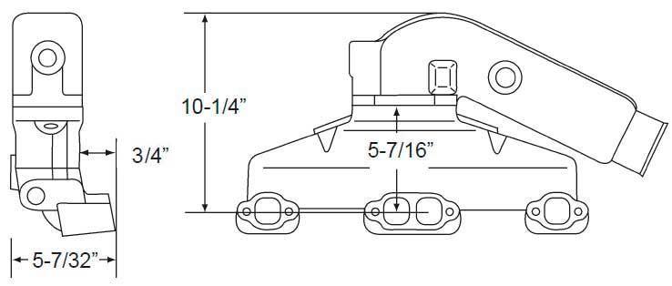 [SCHEMATICS_4HG]  Manifold Exhaust Kit for Indmar GM 305 5.0L 350 5.7L V8 3 Inch Outlet  [BPISBCIND] - $649.00 : ebasicpower.com, Marine Engine Parts | Fishing  Tackle | Basic Powe… | Boat plans, Chevy 350 engine, Exhausted | Chevy 3 5l Engine Parts Diagram |  | Pinterest