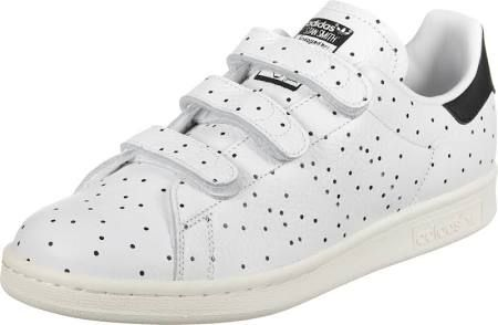 adidas stan smith cf w bb5145 femmes chaussures universel blanc noir