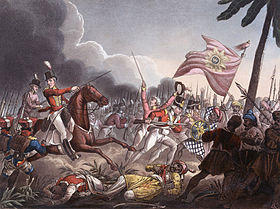 Battle of Assaye Wikipedia Military history, Today in