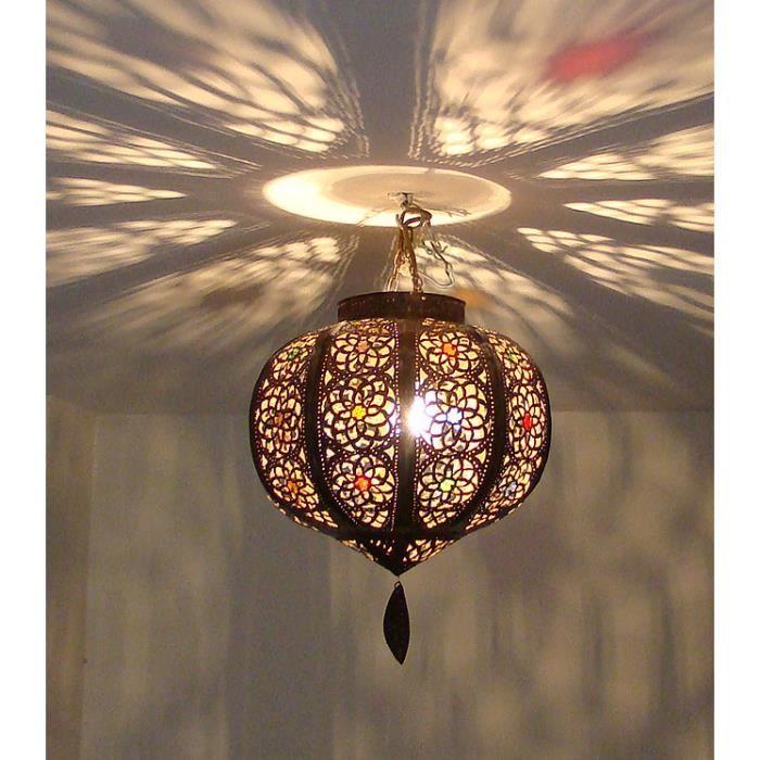 lampe orientale lustre oriental comparez les prix avec. Black Bedroom Furniture Sets. Home Design Ideas