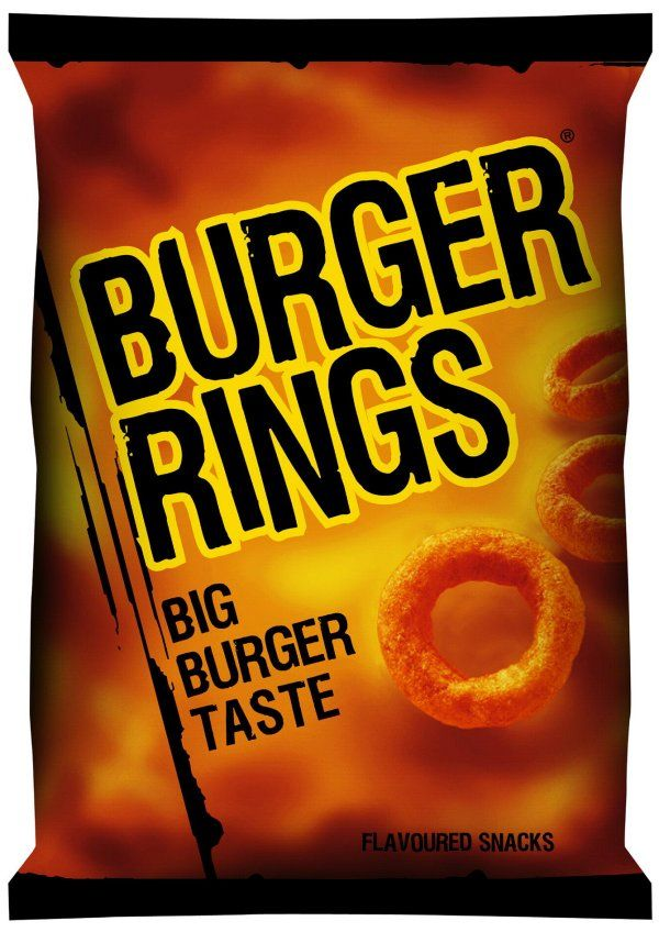 Burger Rings-my favourites!!