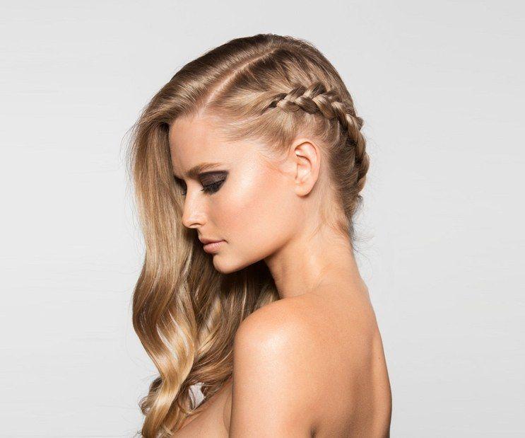 Flipped hair side braid traditional sagittarius hairstyles dream dry rae side braid how to ccuart Gallery