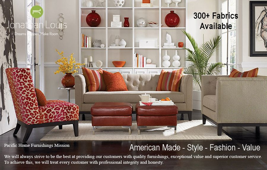 Pacific Furniture Gallery   Seattle Furniture   Southcenter   Seattleu0027s  Solid Choice For Home Furnishings
