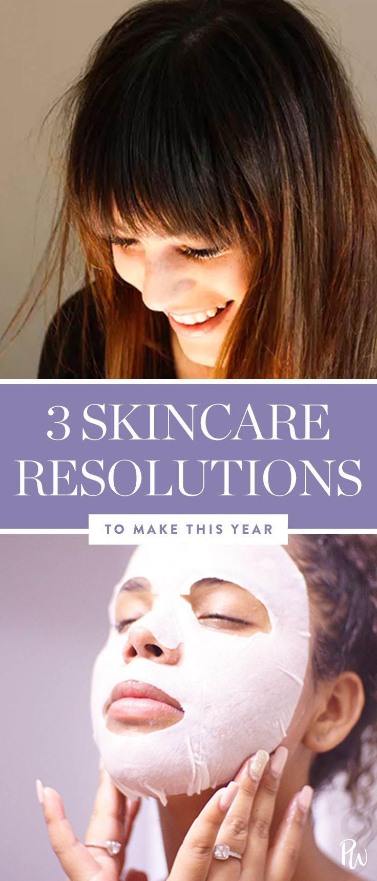Look - 3 Resolutions Beauty for the New Year video