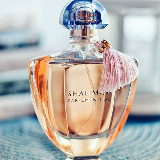 парфюм дня Shalimar Initial Lea Guerlain Parfume