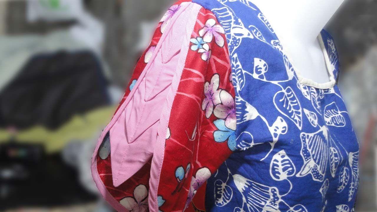 Variasi Model Lengan Baju Wanita