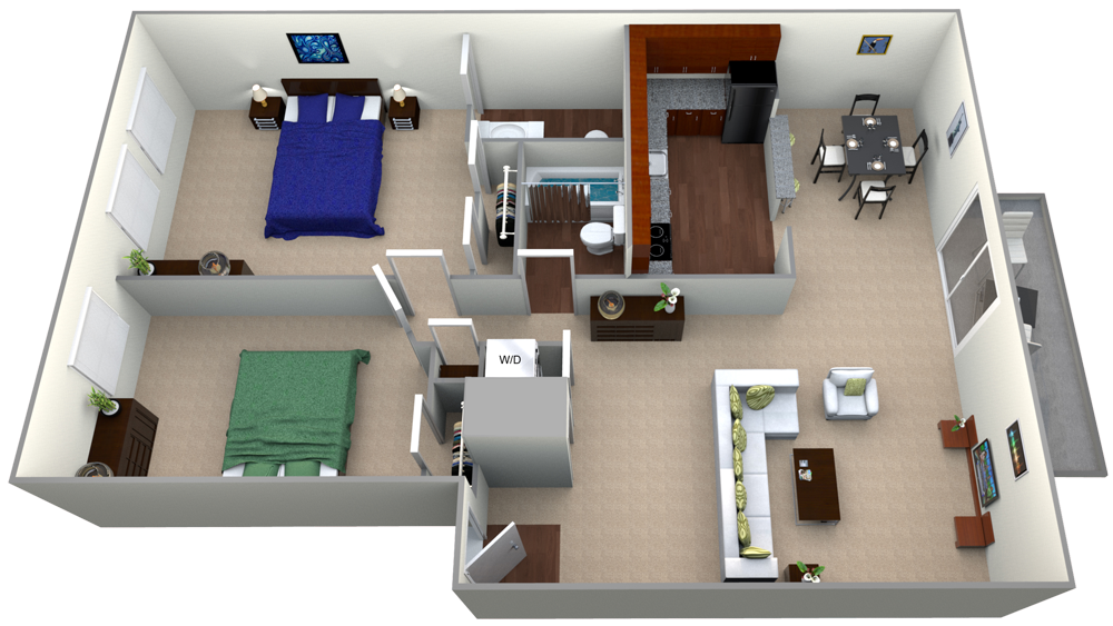 Kenilworth At Charles Apartments In Towson Md Floor Plans Floor Plans Apartment Flooring