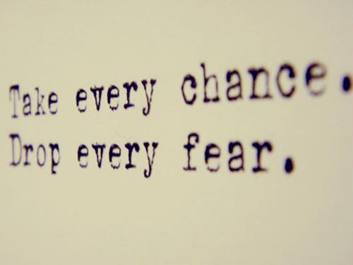 take a chance..take a chance..take a ch-chance-chance.