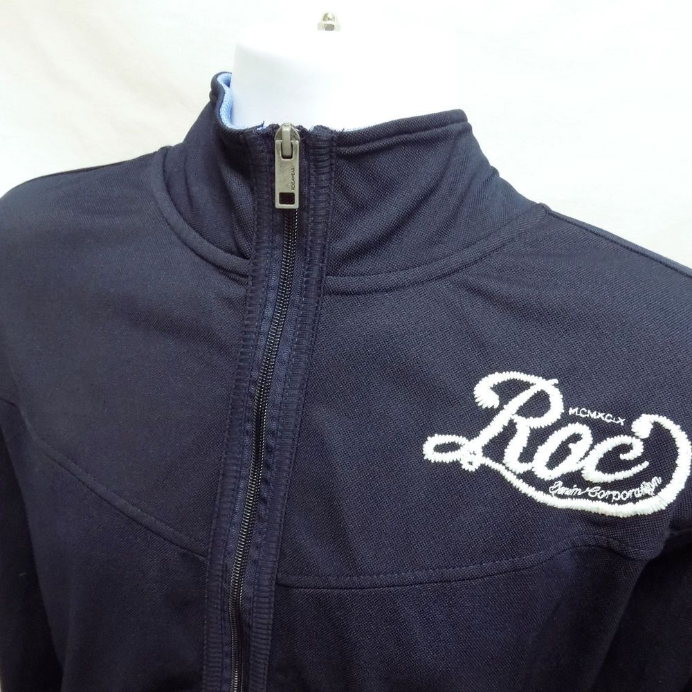 Rocawear Jacket Mens Xl Running Blue Hip Hop Extra Large Mens Jackets Mens Xl Varsity Jacket [ 1000 x 1000 Pixel ]