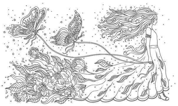 Pin von Laura Campbell auf art | Pinterest | Malvorlagen für ...