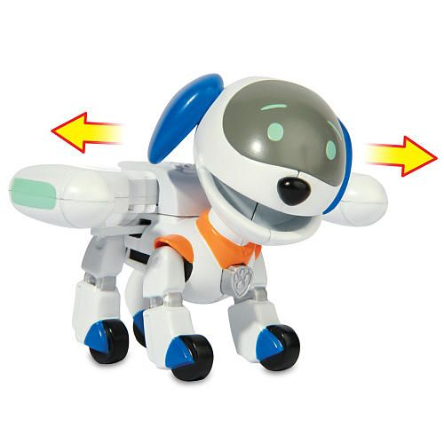 Paw Patrol Action Pack Pup Badge Robodog Spin Master Toys
